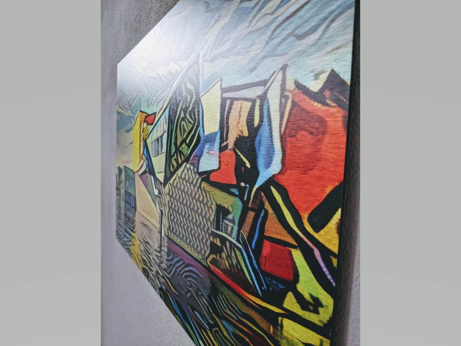 Het kleurenpalet dat Picasso kenmerkt