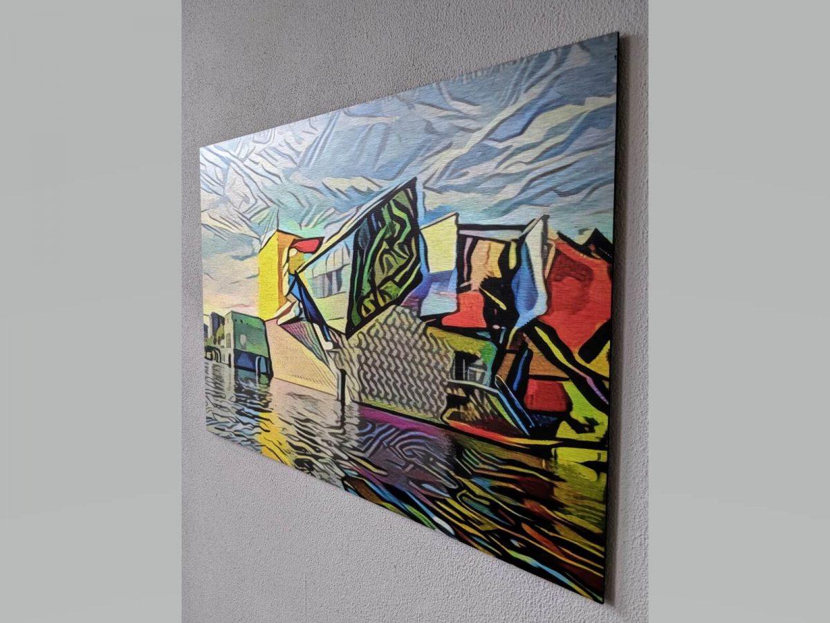GroningerMuseum_Picasso_Aluminium_right_sideview