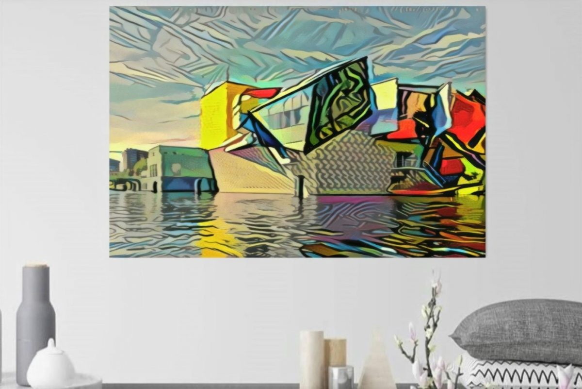 Groninger Museum Picasso Schilderij