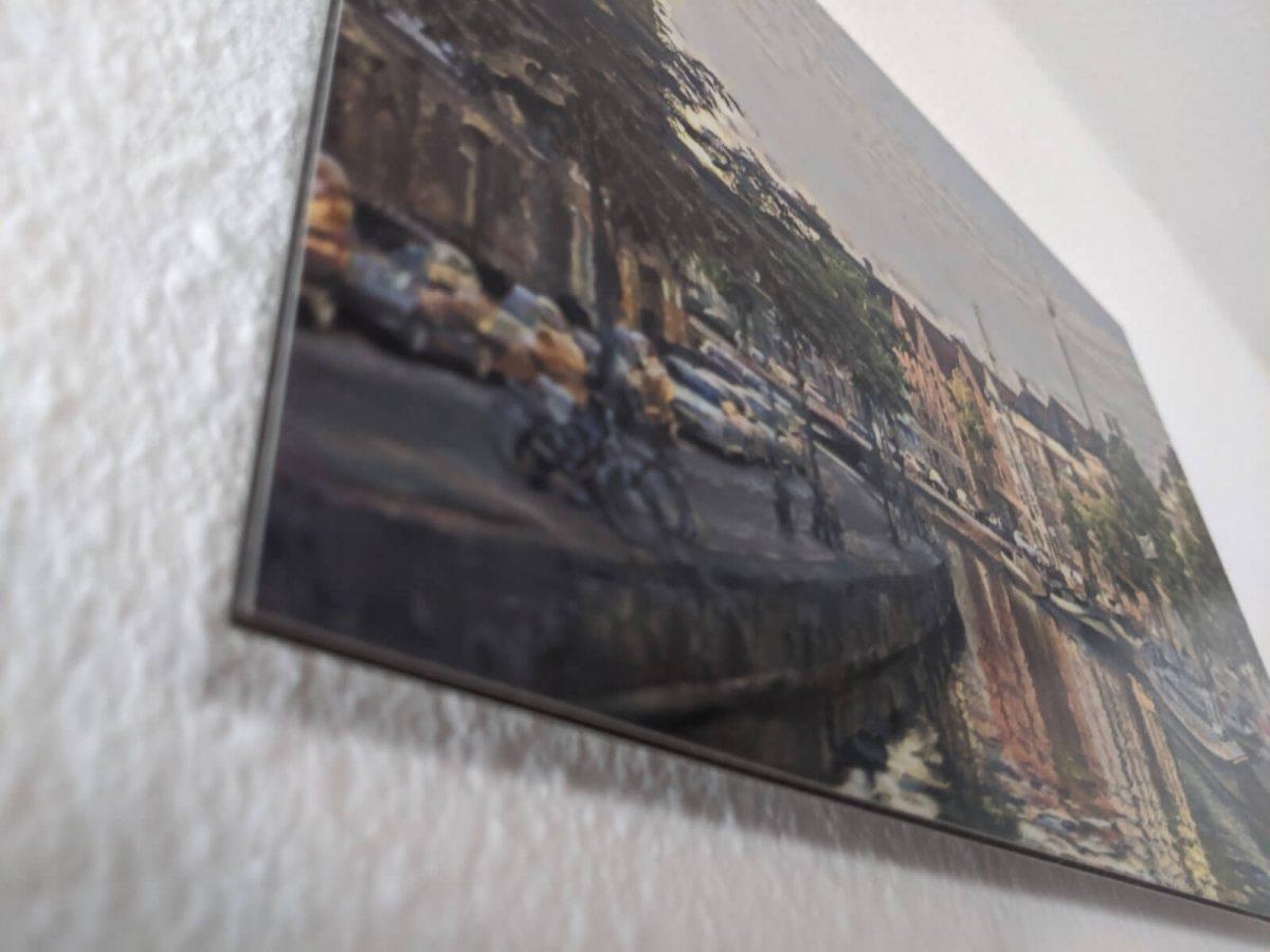 Klassiek Schilderij Hoge Der A Groningen op Forex hoek